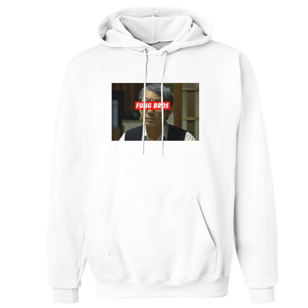 Fung Bros - High Expectation Father Hoodie