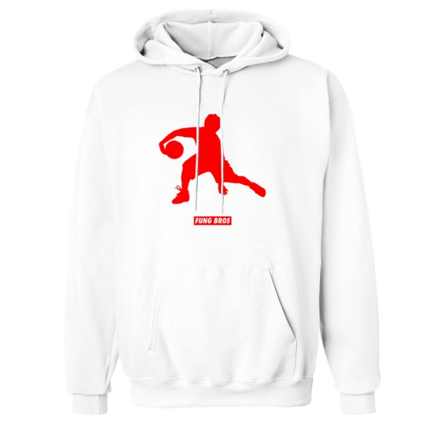 Fung Bros - Asian Jumpman Hoodie