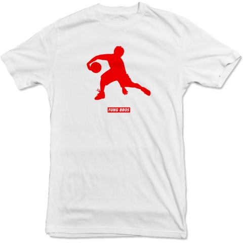 Fung Bros - Asian Jumpman Tee
