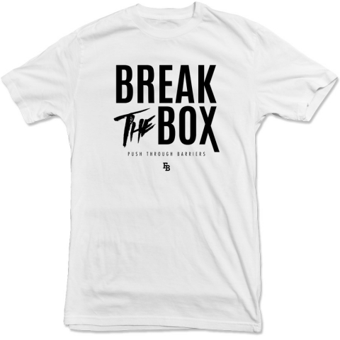 Fung Bros - Break The Box Tee