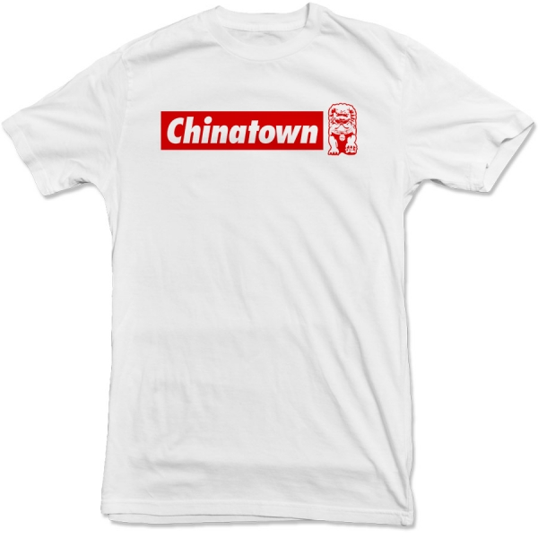 Fung Bros - Chinatown Tee